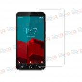 Vodafone Smart Prime 6 Kırılmaz Ekran Koruyucu Temperli Cam