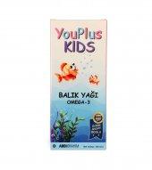 You Plus Kids Omega 3 Balık Yağı 100 Ml
