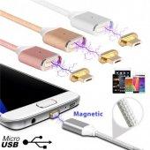Android Telefon İçin Usb Manyetik Şarj Data Kablosu