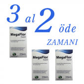 Megaflor Probiyotik 10 Kapsül 3 Al 2 Öde