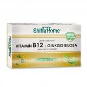 B 12 Vitamini Ginkgo Biloba Aksu Vital B12