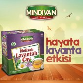 Mindivan Melisalı Lavantalı Çay
