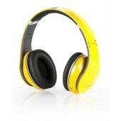 Sonorous Bluetooth Headphone Kulaklık Yellow