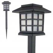 Sokak Lamba Tasarımlı Solar Bahçe Lambası