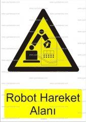 Me 1024 Robot Hareket Alanı