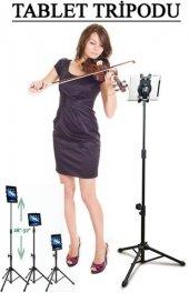 7 İnch Tripod Tablet 154 Cm Müzisyen Oyun Fuar Evde Markacase