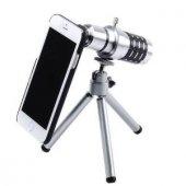Iphone 7 Plus Birebir Kılıflı 12x Zoom Teleskop Telefon Kamera
