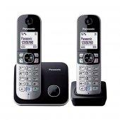 Panasonic Kx Tg6812 Dect Telefon Gri (1113)