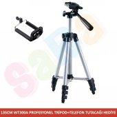 Weifeng 135cm Wt330a Tripod Canon Nikon Dslr Cep T...