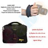Nikon D800 Fotoğraf Makinesi Set Çanta + Hand Grip Elcik