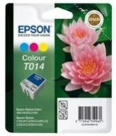 Epson C13t01440120 Color Kartuş