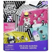 Littlest Pet Shop Miniş Siyah Beyaz Koleksiyonu