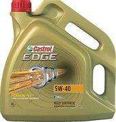 Castrol Edge 5w40 4 Lt Motor Yağı