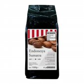 Endonezya Sumatra Kavrulmuş Çekirdek Kahve 1000 Gr Benner