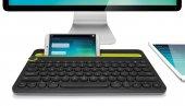 Logitech Bluetooth Multi Device Klavye K480