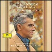 Herbert Von Karajan Brahms The Four Symphonıes