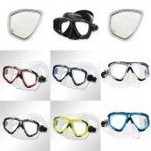 Subgear Zoom Maske Optik Lens Set Yakın Mor Uzak 9,5 Uzak 9