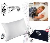 Stereo Yastık Hoparlör Uyurken Müzik Dinleyin