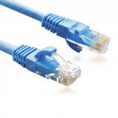 Dark 2m Cat6 Cu Awg24 7 Utp Mavı Network Kablo (Dk Cb Nt6u200bu)