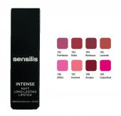 Sensilis Intense Matt Long Lasting Lipstick 3,5 Ml 104 Bordeaux