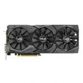 Asus Rog Strix Geforce Gtx 1080 Advanced Edition 8gb Gddr5x 256bı