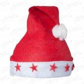 ışıklı Noel Yılbaşı Şapkası