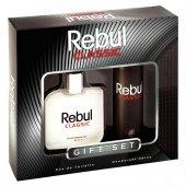 Rebul Classic 2 Li Hediye Seti (Edt 100ml + 150ml Deo)