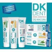 Dermokil Dk Dent Doğal Nane Aromalı Diş Macunu 100ml Kil İle Ex