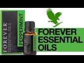 Forever Essential Oils Peppermint (Nane) Yağı 15ml