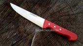 Karaefe Kesim Bıçağı 2 Numara 2,5mm Çelik Kırmızı Renk