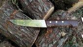 El İşçiliği Bıçak Wenge Sap 2 No Kesim 29,5cm