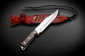 Bora M 416 Büyük Jungle Wenge Saplı Bıçak