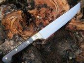 Ayyıldız İşlemeli El İşçiliği Bıçak 26cm 2mm