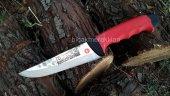 Kesim Bıçağı 3mm T7 Çelik Kaymaz Silikon Sap 29cm