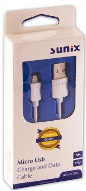 Samsung Galaxy J7 Sunix Sc 50 Micro Blue Kablo