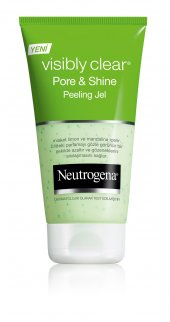 Neutrogena Pore & Shine Peeling Jel 150 Ml