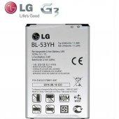 Lg G3 Orjinal Batarya Pil Bl 53yh