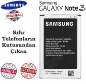 Samsung Galaxy Note 3 Orjinal Batarya Pil N9000 N9005