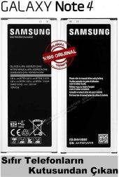 Samsung Galaxy Note 2 Note 3 Note 4 Note 4 Edge Orjinal Batarya