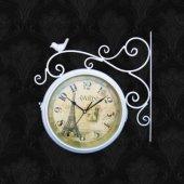 Aydınev Kamer Askılı Saat 5785 Dekoratif Saat Duvar Saati 36 X 38