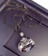 Frilly Kristal Taş Kolye (Fkk170187)