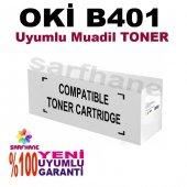 Oki B401,mb441, Mb451 Muadil Toner