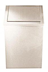 çöp Kovası Sallanır Kapak Clx1467 80 Litre