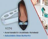 1074 İcemen Ayarlanır Ayakkabı Kelebeği