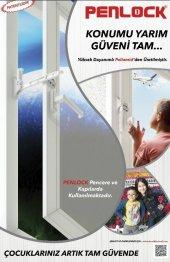Penlock Kapı Ve Pencere Çocuk Kildi Güvenlik Kilidi Hırsız Kilidi