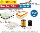 Vw Bora 1.6 Bosch Filtre Bakım Seti (1998 2005) Bcb Akl