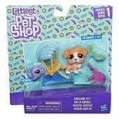 Littlest Pet Shop Miniş Mini Oyun Seti C1201 Flip Bernardino
