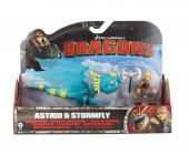 Dragons Astrid & Stormfly Oyuncak Figür Seti