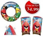 Bestway Lisanslı Angry Birds Havuz & Deniz Seti (2 Ürün)