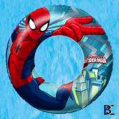 Bestway 98003 Lisanslı Spider Man Havuz & Deniz Simidi